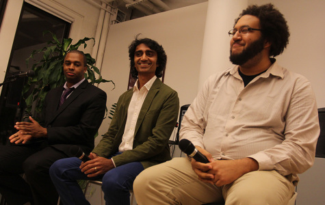 Panel discusses media's portrayal of African-American men