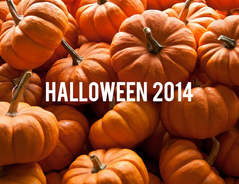 The Halloween Issue 2014