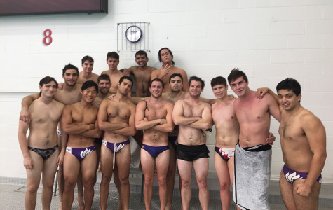 Water polo finishes strong in tournament