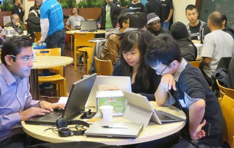 NYU Hackathon focuses on education