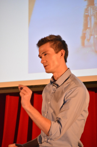 Students pitch TEDx Talk  ideas