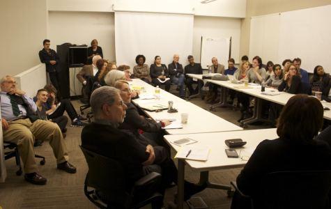 GSOC, NYU to start mediation