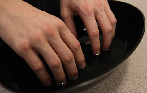 Prevent nails from winter weather damage