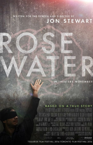 """Rosewater"" depicts power of journalism"