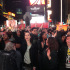 Protesters in Times Square.