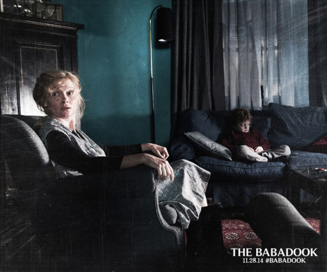 'The Babadook' uses effective scares