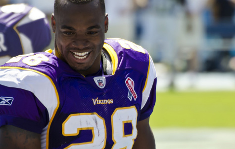 NFL in no rush to resinstate Adrian Peterson