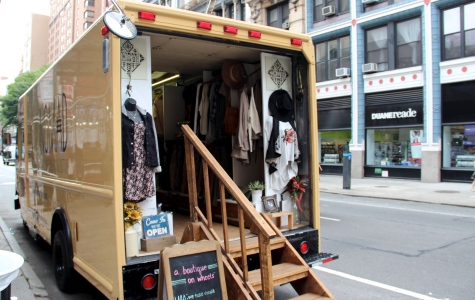 Pop-ups rise, provide unique shopping