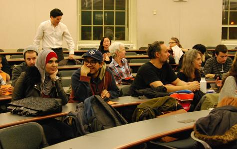 SJP hosts discussion on Boycott, Divestment, Sanctions
