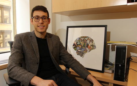 Professor recognized for brain research