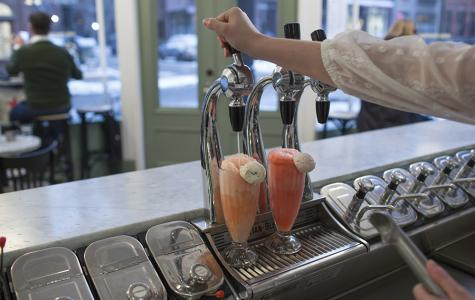 Soda fountains give taste of the past