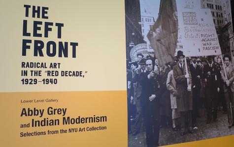 'Left Front' exhibit is radical