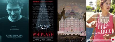 Staff Recs: Oscar nominees