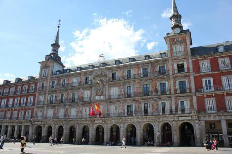 Livin' la vida loca: Madrid
