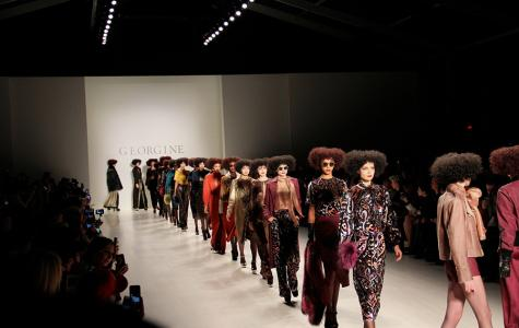 Furs, pastels take runway during New York Fashion Week