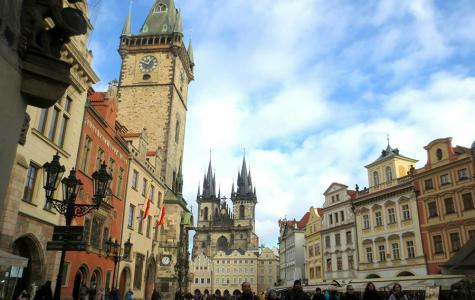 Beer is cheaper than  water: Prague's clubs