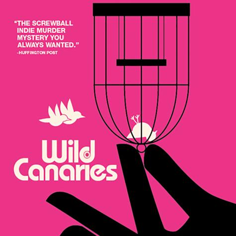 'Canaries' combines comedy, noir