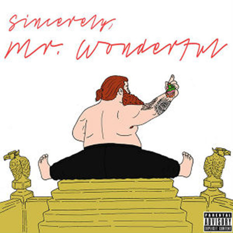 Action Bronson's new album 'Wonderful'