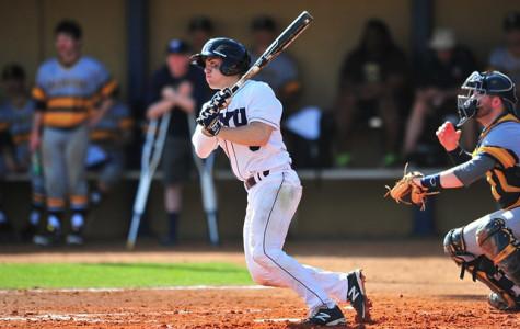 Baseball improves record to 3-3