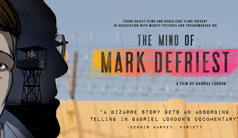 Film examines prison culture