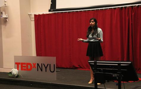 Students pitch potential TED talks