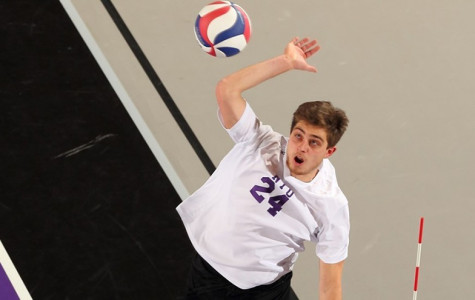 Volleyball earns high seed for playoffs
