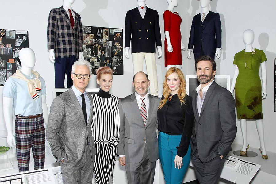 Step into world of 'Mad Men'
