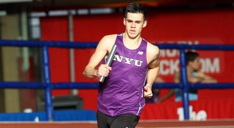 Track impresses at UAA tourney