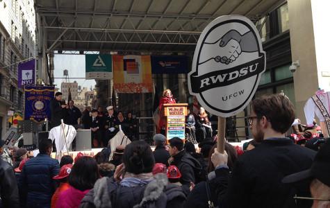 Activists remember Triangle Shirtwaist Factory fire