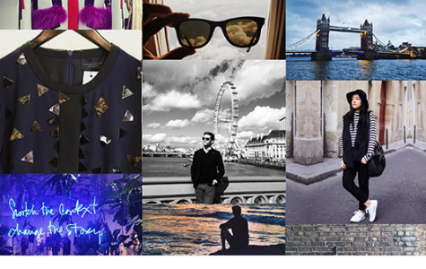 Instagram accounts that explore fashion, style