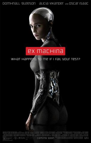 'Ex Machina' takes serious look at AI