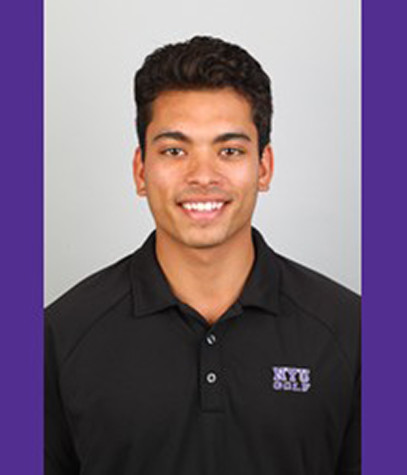 Senior golfer reflects on time at NYU