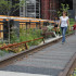 The High Line extended another four blocks last fall, bringing its total distance to roughly a mile and a half.