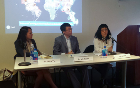 Panel brings discrimination against Asians to forefront