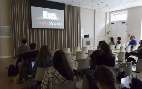NYUAD hosts global TEDx event