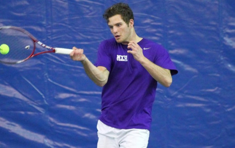 Tennis defeats Vassar, Coast Guard Academy over weekend