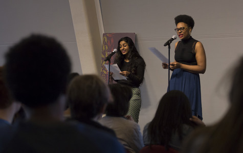 Race, gender discussed through slam poetry