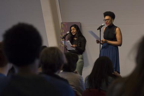 Race, gender discussed through slam poetry