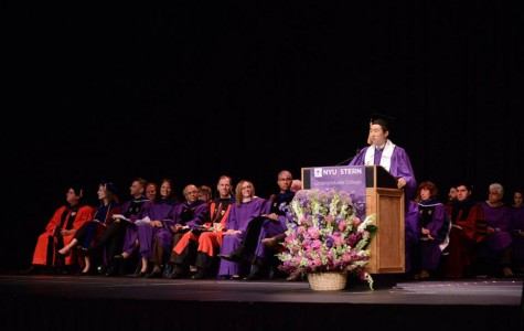 Stern School of Business Commencement