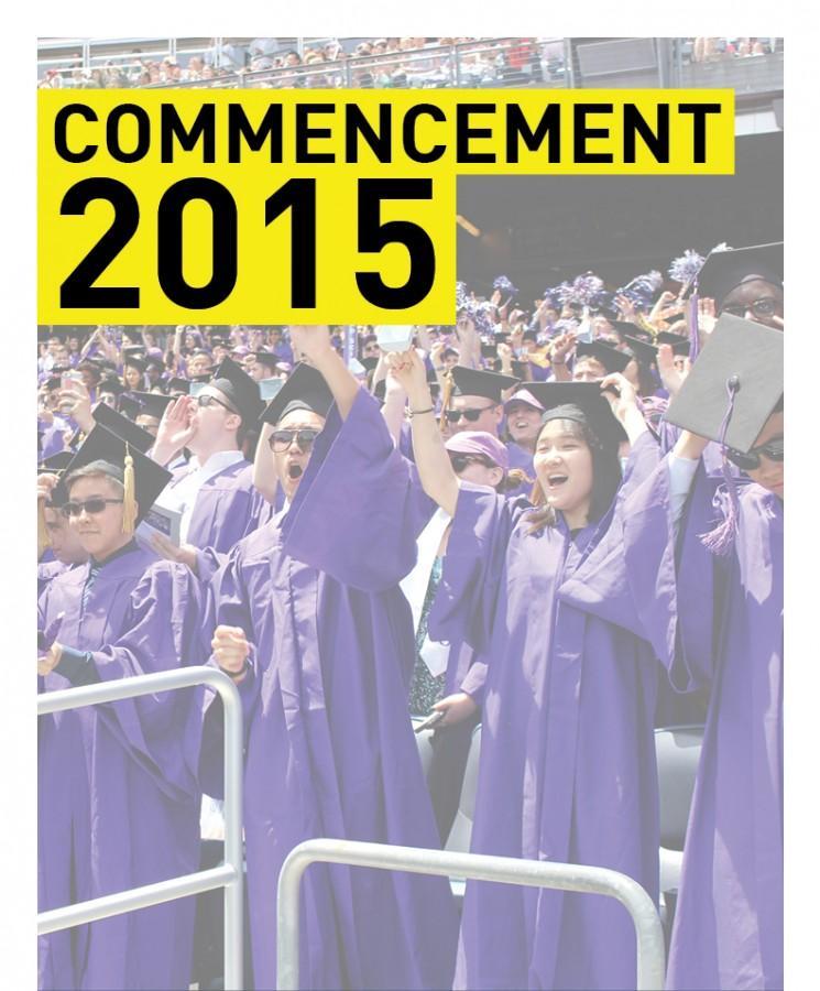 Commencement 2015