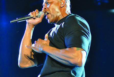 Album straight outta Dr. Dre