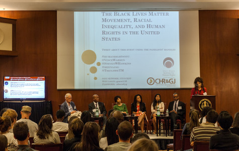 Activists, legal figures discuss racial tensions in the U.S.