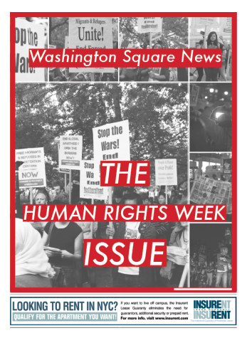 The Human Rights Week Issue