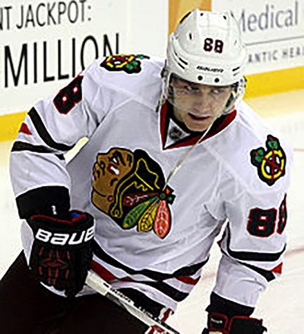 Pending investigation, should Kane continue playing for the Blackhawks?