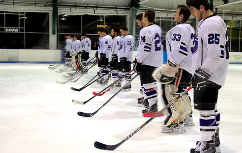 Men's hockey kicks off season, defends title 2-0