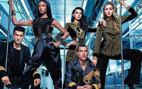 Balmain army set to conquer with H&M