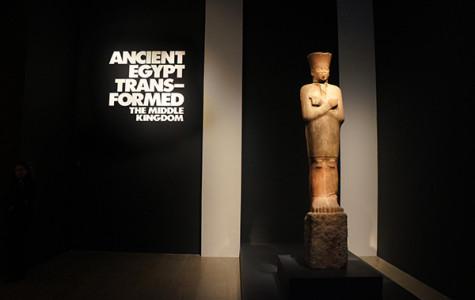 Met focuses on Egyptian Middle Kingdom in exhibit