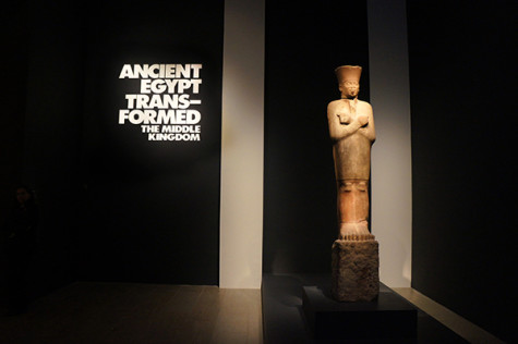 Met focuses on Egyptian Middle Kingdom in exhibit
