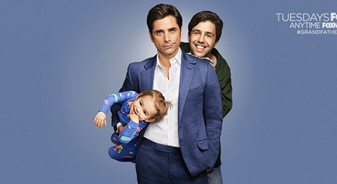 Uncle Jessie and Josh Peck are in a TV show