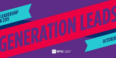 NYU kicks off first Leadership Week